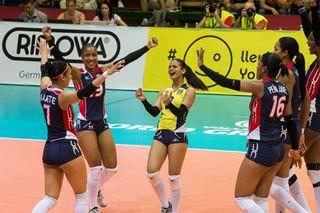 Tirando Pegao: Dominicana vence a República Checa y avanza a semifinal Grand Prix 2016