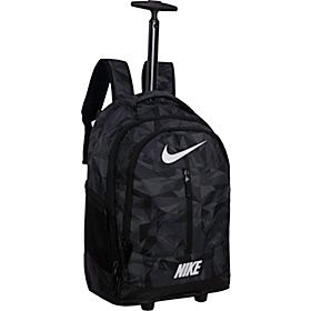 Nike Rolling Backpack - Anthracite Camo - via eBags.com!