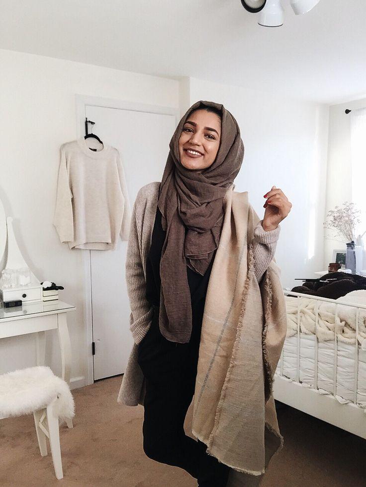Gorgeous Hijab Fashion : Photo
