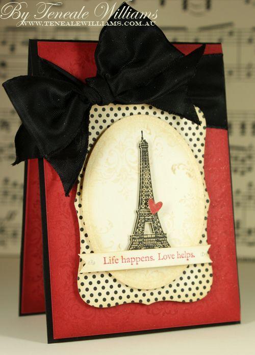 Картинки, открытка с эйфелевой башней своими руками