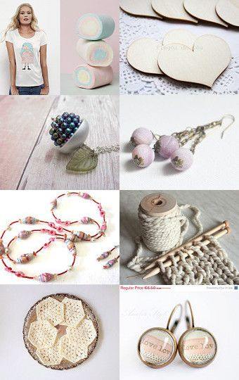 Pastel Trends by Anna Margaritou on Etsy--Pinned with TreasuryPin.com