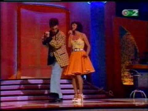Szandi & Csonka András - Vár mi ránk a Happy End (Kifutó 1998)