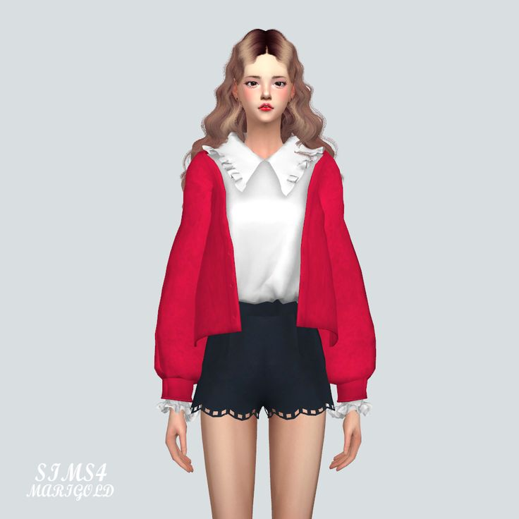539 best Kawaii, Anime clothes, cosplay O(≧∇≦)O Sims 4 ...