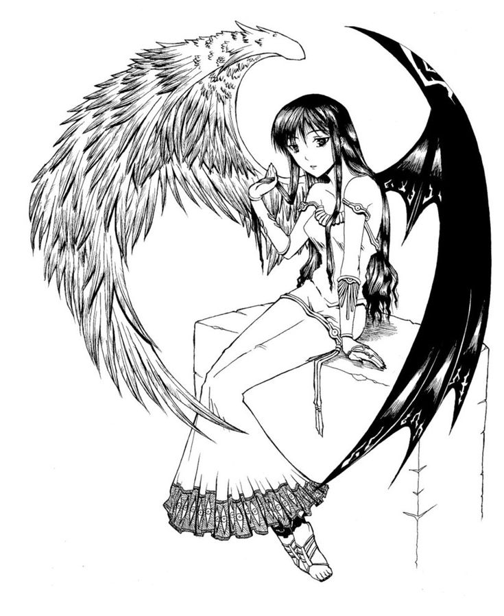 anime demon wings - Google Search | tattoo | Pinterest ...