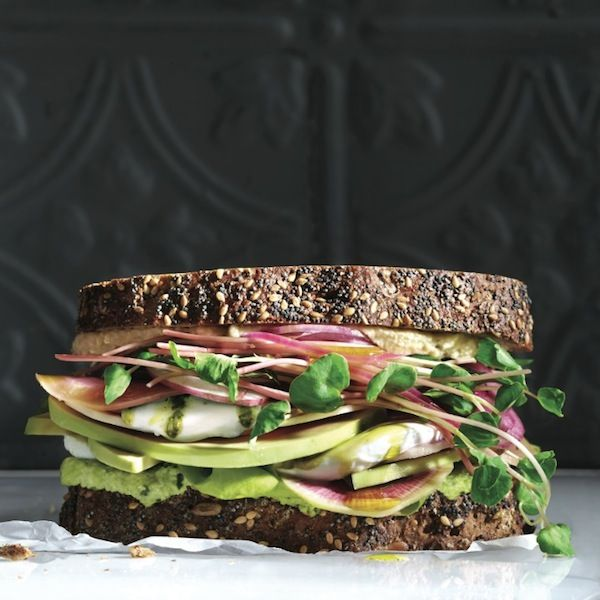25 ways to build a better sandwich—a few fresh ingredients and some creative upgrades. Find our sandwich recipes at Chatelaine.com