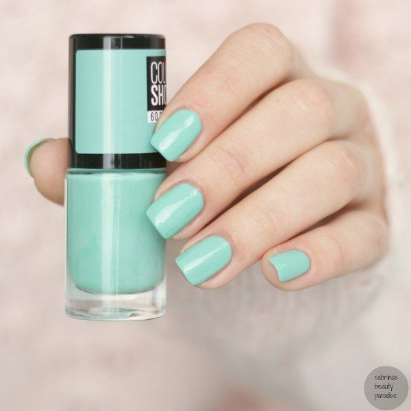 Maybelline 60 Roof Terrace Nailpolish