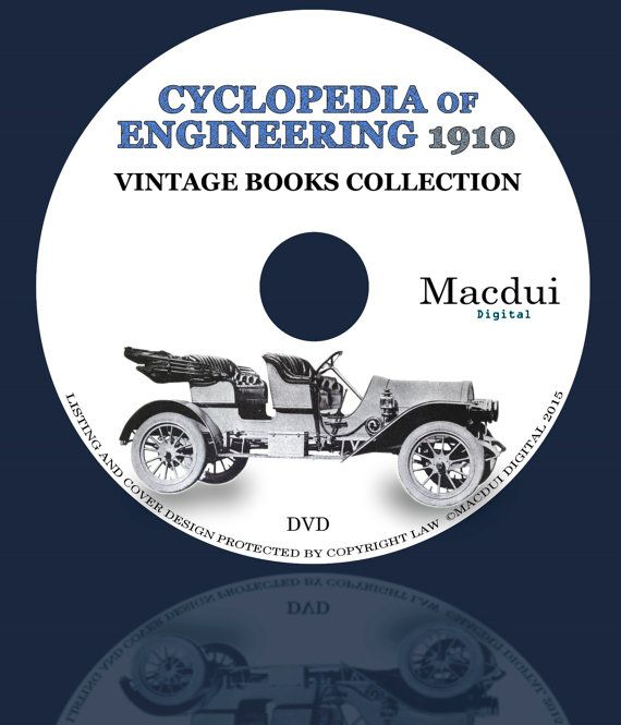 Cyclopedia of Civil Engineering  Vintage E-books by MacduiDigital