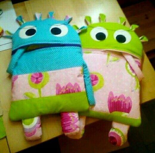 Pižamožrout. Aby děti  večer  našly pyžama