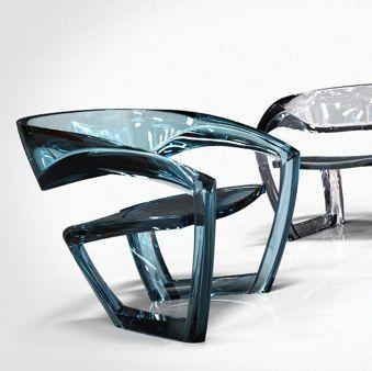 modern-futuristic-chair-48 #Futuristicfurniture #UniqueChair