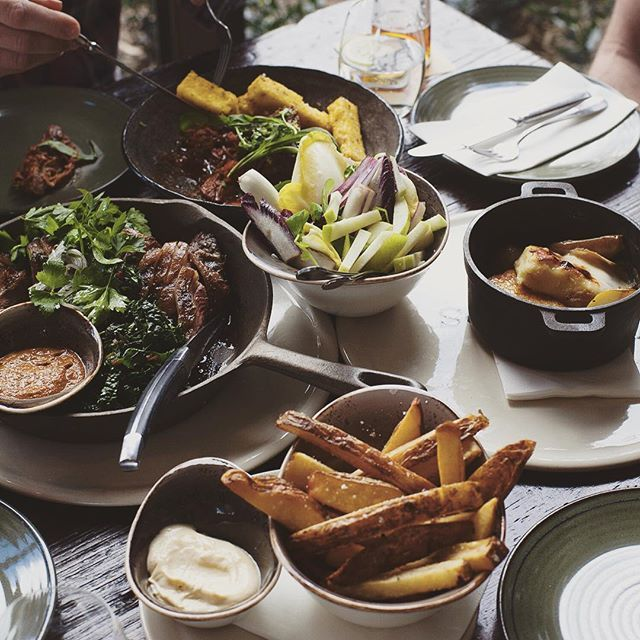 something for everyone.. #fresh #lunch #dinner #rustic #localproduce #yarravalley #meletos