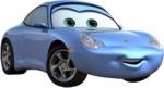 Disney Pixar's Cars: Sally  #Disney #Cars #Sally