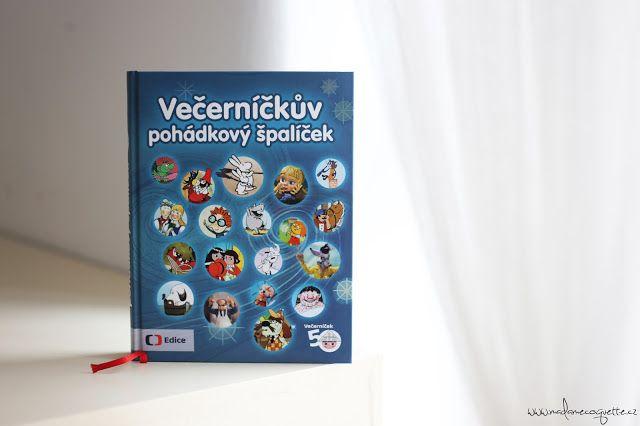 do knihovničky / Večerníčkův pohádkový špalíček (via Bloglovin.com )