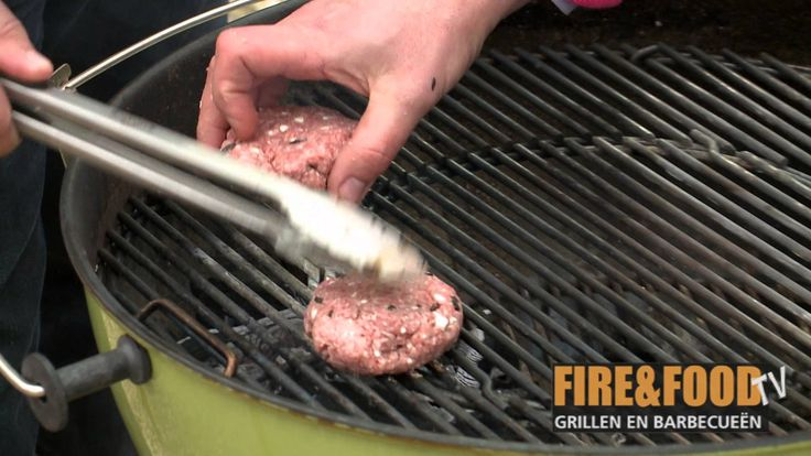 Fire&Food - Greek Style BBQ Burger