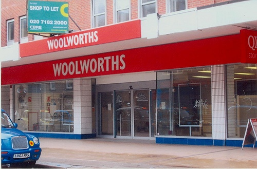 Woolworths - Romford