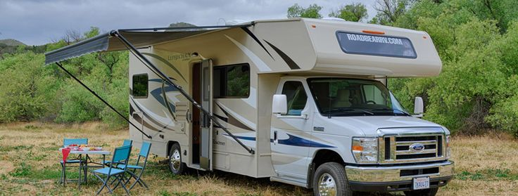 RV Rent - Motorhome Rental - Road Bear RV USA - Class C 27-30'