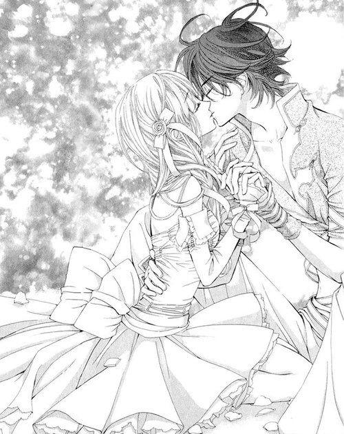 Meru Puri <3 Great manga!
