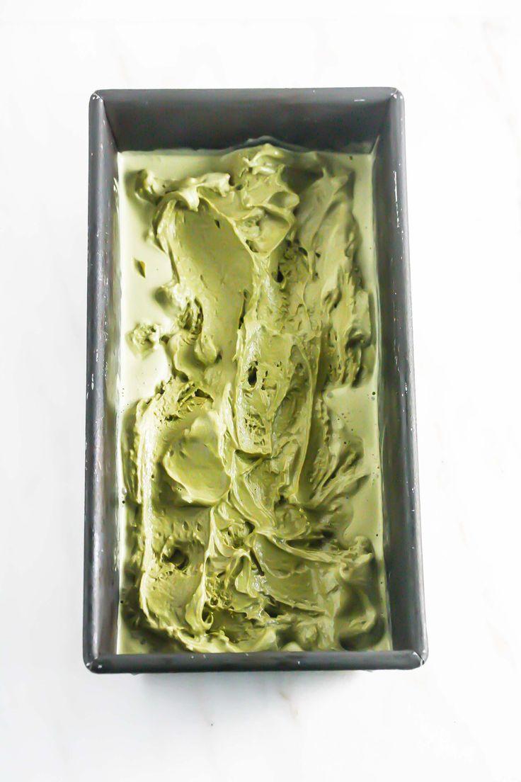 Matcha Coconut Ice Cream from Lauren Kelly Nutrition #vegan #glutenfree #dairyfree