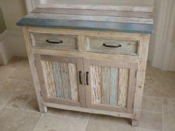 Loft style wooden sideboard - Beach House - DI3035 £225.00