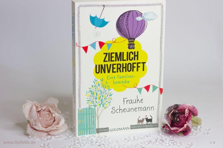 Rezension - Ziemlich unferhofft von Frauke Scheunemann
