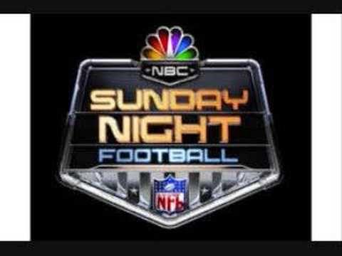 NBC Sunday Night Football Theme
