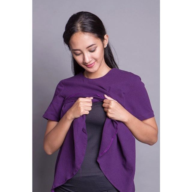 Saya menjual Baju menyusui seharga Rp205.000. Dapatkan produk ini hanya di Shopee! http://shopee.co.id/amandacallista/9203816 #ShopeeID