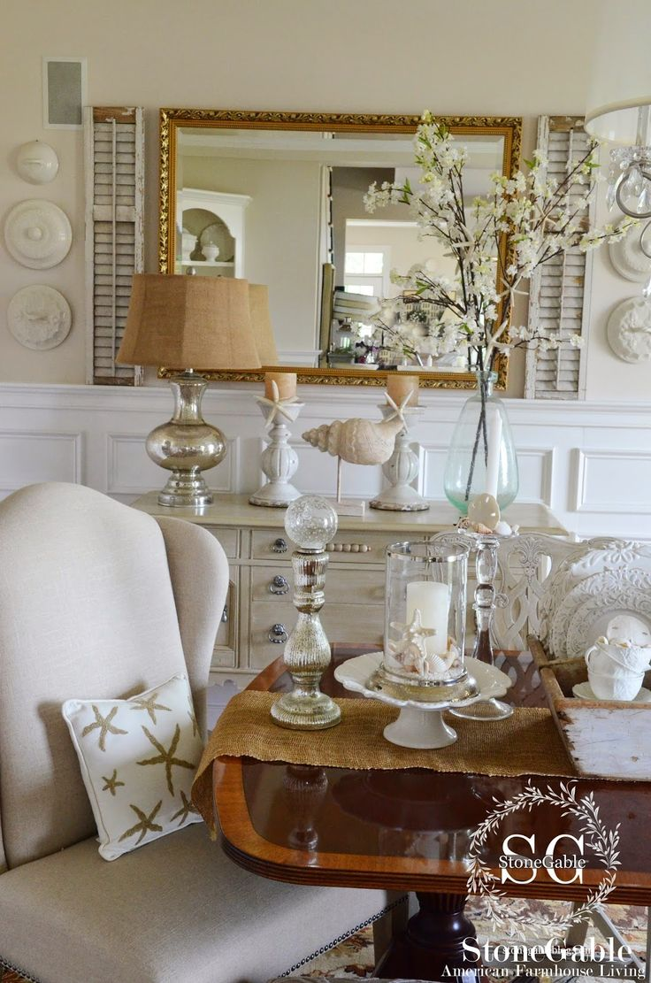 CHIC BEACH IN THE DINING ROOM. Best 25  Beach dining room ideas on Pinterest   Coastal dining