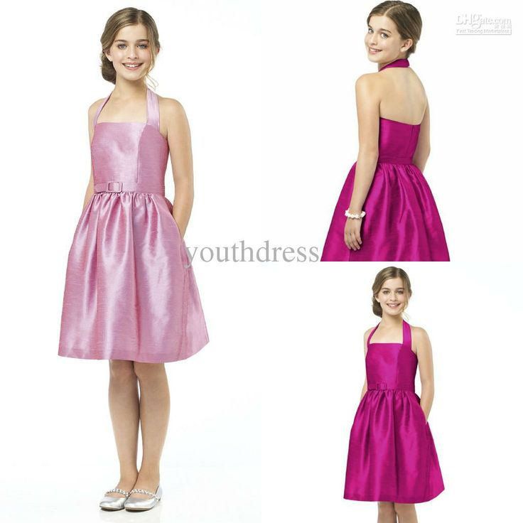 42 Best Junior And Young Girls Bridesmaid Dresses Images