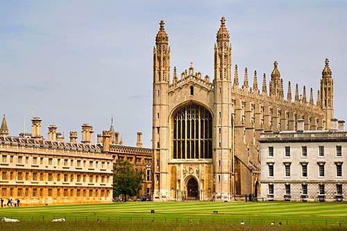 Kings College Chapel Cambridge England