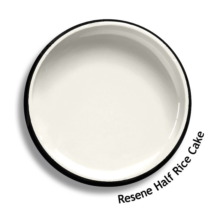 Resene Half Rice Cake is a clean starchy white with the tiniest touch of yellow in it. From the Resene Whites & Neutrals colour collection. Try a Resene testpot or view a physical sample at your Resene ColorShop or Reseller before making your final colour choice. www.resene.co.nz