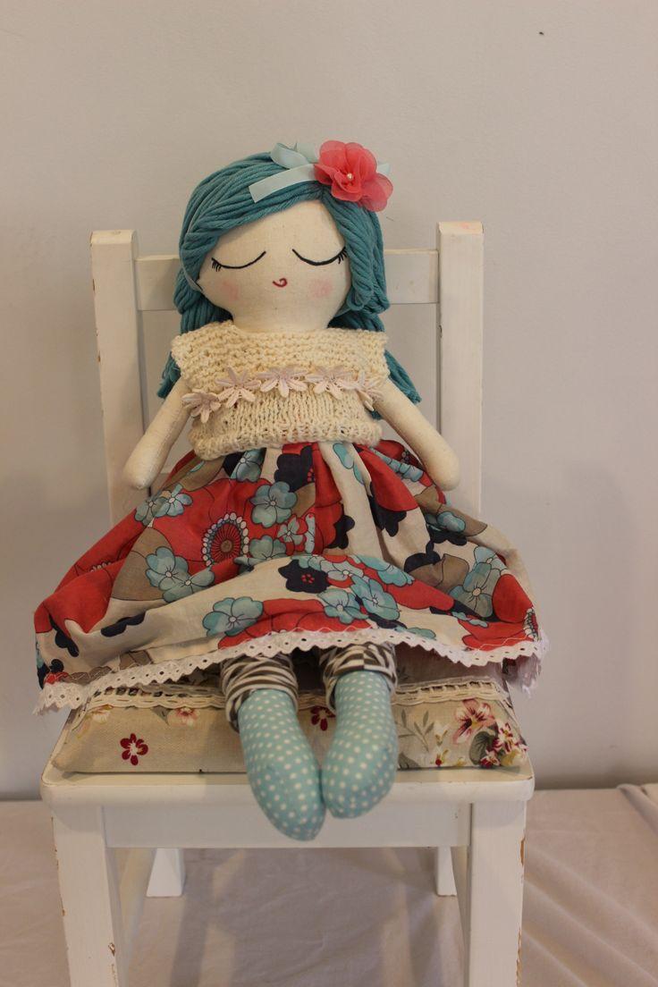 Cloth Doll Plush : Emme