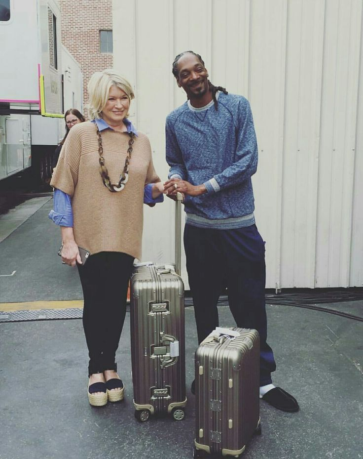 Martha Stewart and Snoop Dogg | Snoop and Martha in 2019 ...