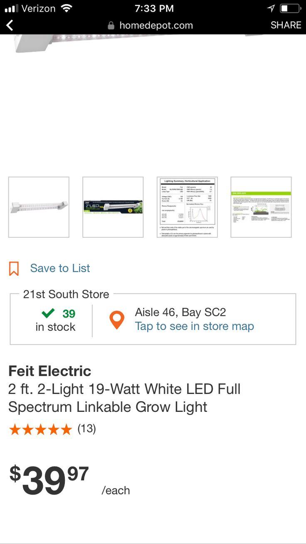44++ Home depot saskatoon grow lights ideas