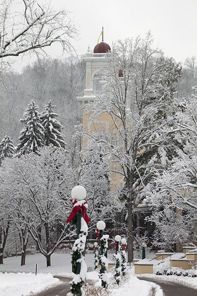 French lick winter activities