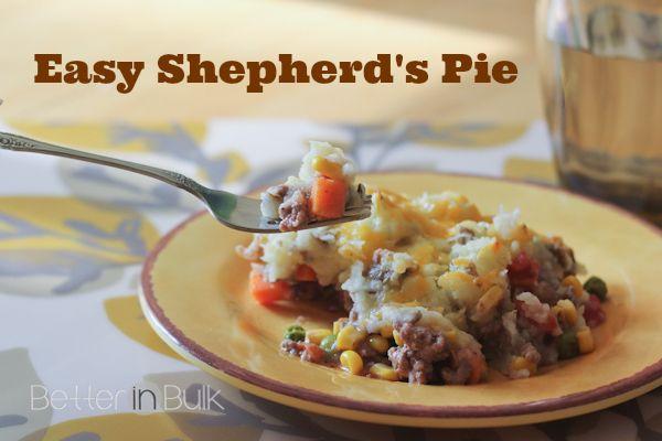 easy shepherd s pie # cansgetyoucooking better in bulk