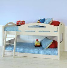 Lowline Bunk Bed - 91cm  See: www.bedsdirect.co.za