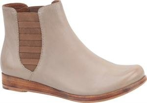 Kork-Ease Kendall Low Wedge Bootie - Carbone