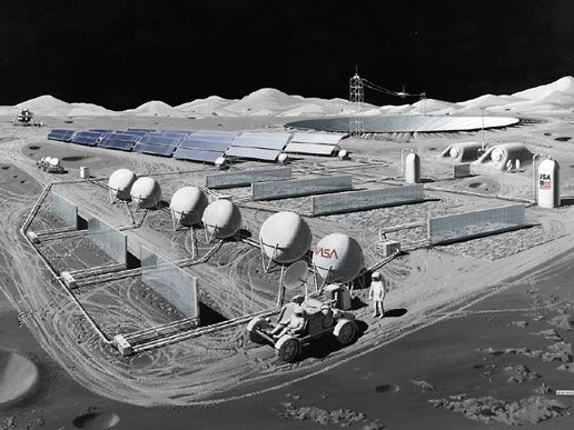 future moon base designs - photo #37