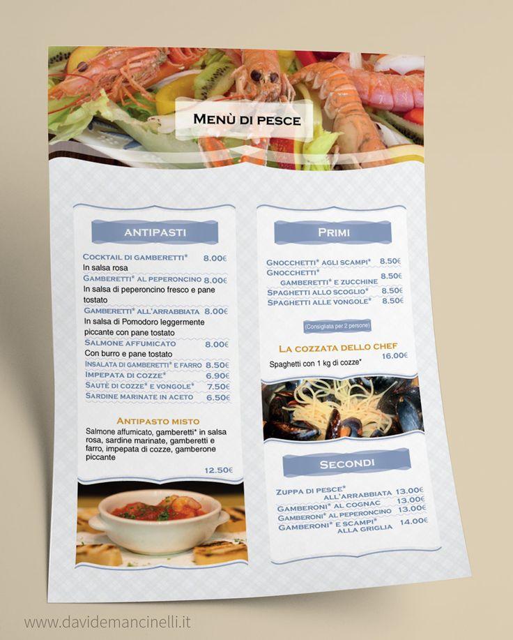 grafica-menù-ristorante-di-pesce