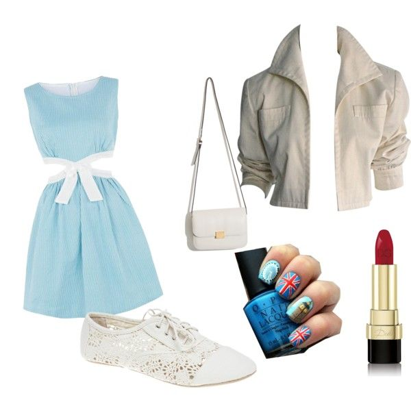 By Karem by mirjam-brynne on Polyvore featuring polyvore fashion style Cutie YSL RIVE GAUCHE Wet Seal Dolce&Gabbana