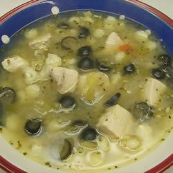 Quick and Easy Chicken Posole @ allrecipes.co.uk