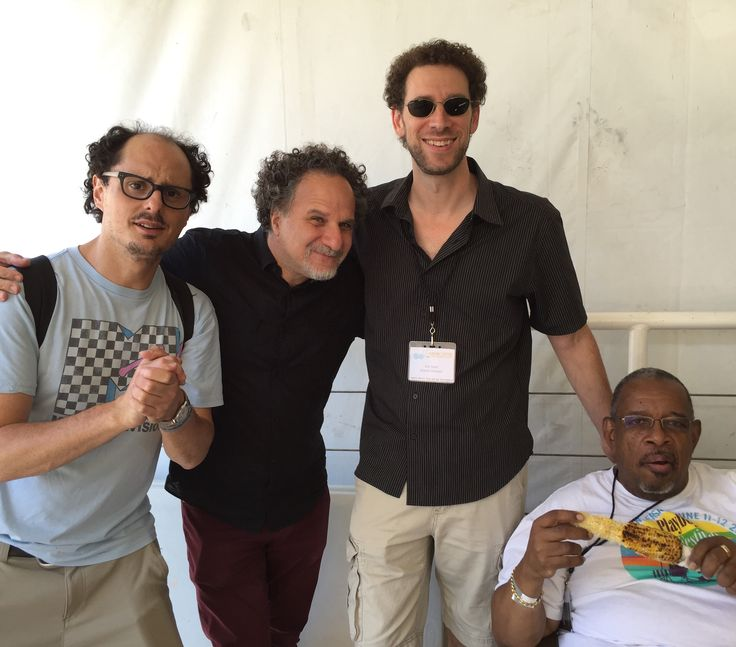 Funk Meets Hip-Hip Meets Klezmer  Clarinetist David Krakauer and DJ Socalled have been great musical collaborators for many years. But the move to add Trombonist Fred Wesley sent them on a new trajectory to a new sonic landscape. Abraham Inc. blends Klezmer, hip-hop, and Funk in a way that creates a new genre that sets a new standard for Jewish music. Here, I sit down with Krakauer and Wesley to find out what motivated them to join forces and create this new sound.