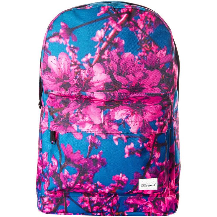Spiral backpack O.G. Summer Blossom