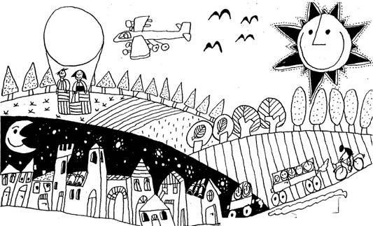 città e campagna - Gianfranco Zavalloni