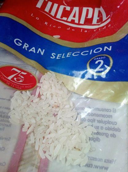 » La asquerosa denuncia que afecta a marca de arroz Tucapel