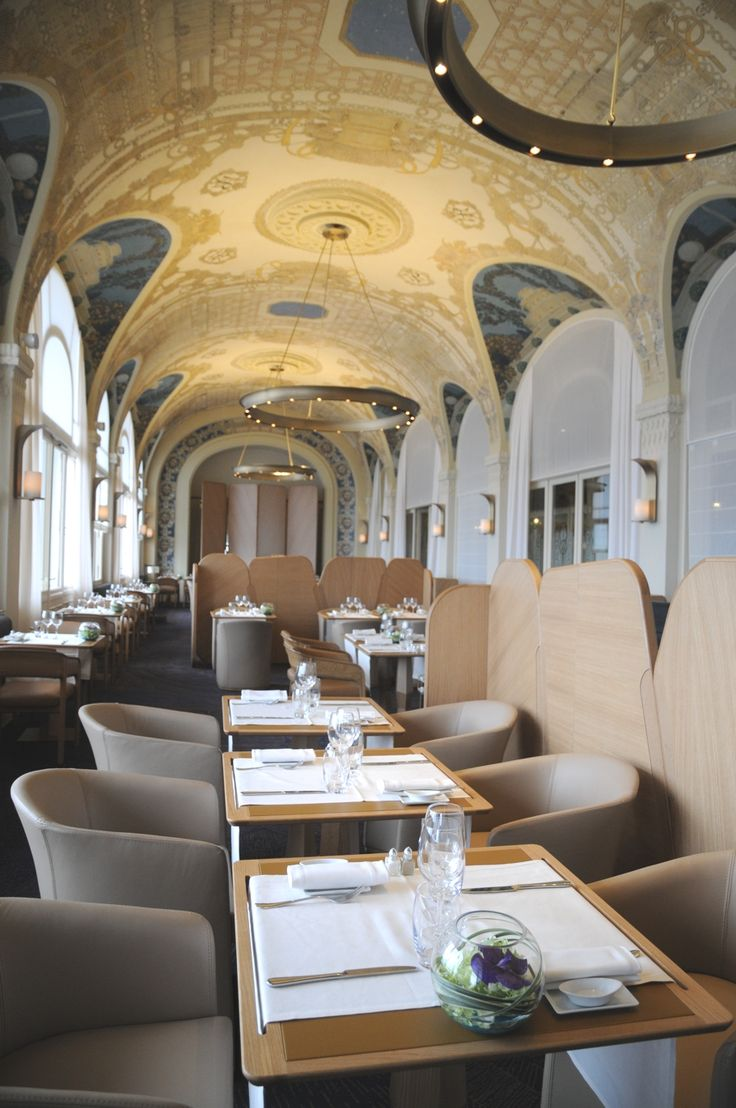 Les Fresques, the new brasserie at the Hôtel Royal – Evian - http://www.adelto.co.uk/les-fresques-the-new-brasserie-at-the-hotel-royal-evian
