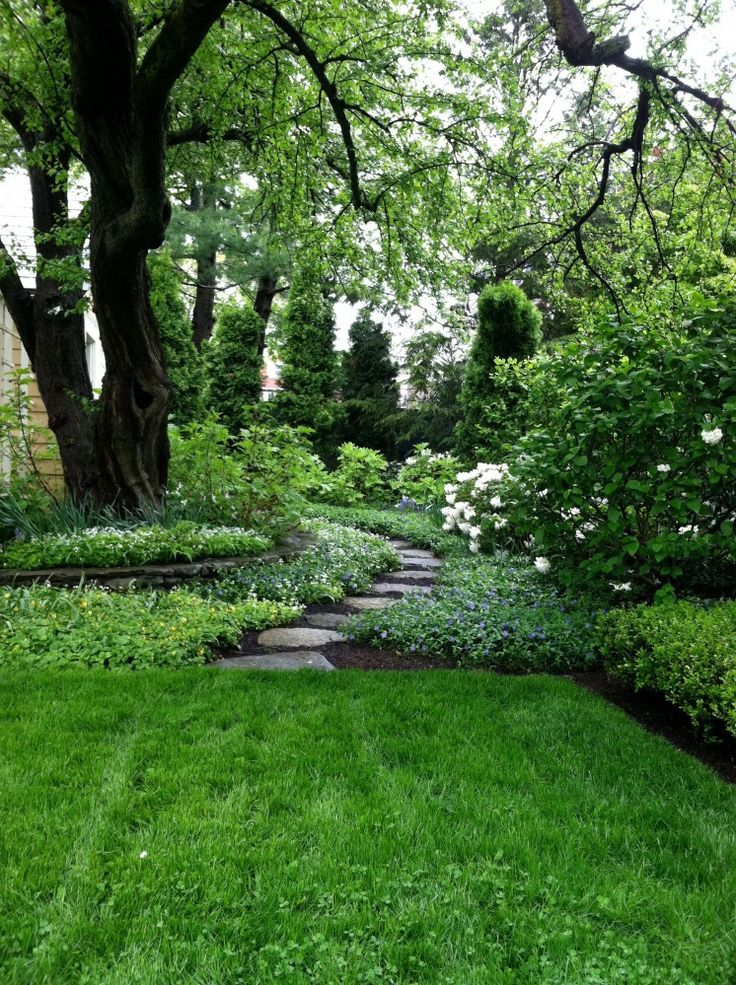 719 best stone path ideas images on pinterest for Moon garden designs