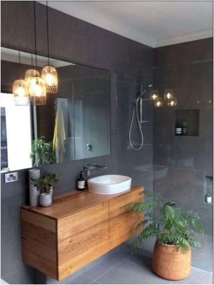 35 Framed Bathroom Mirror Ideas For Double Vanity Bathroommirrorideas Framedbathroommirror Bathroommirrordecor Kliksaya Me Decoration Petite Salle De Bain