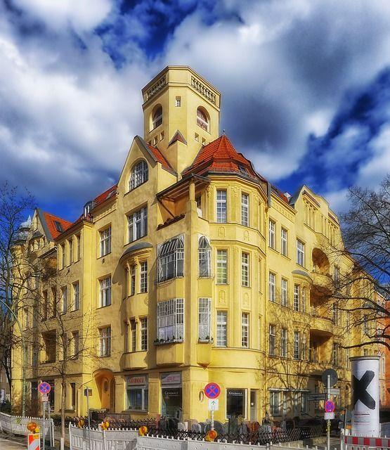 #Berlin Friednau