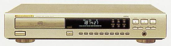 Marantz CD-67mk2SE (around 1998)