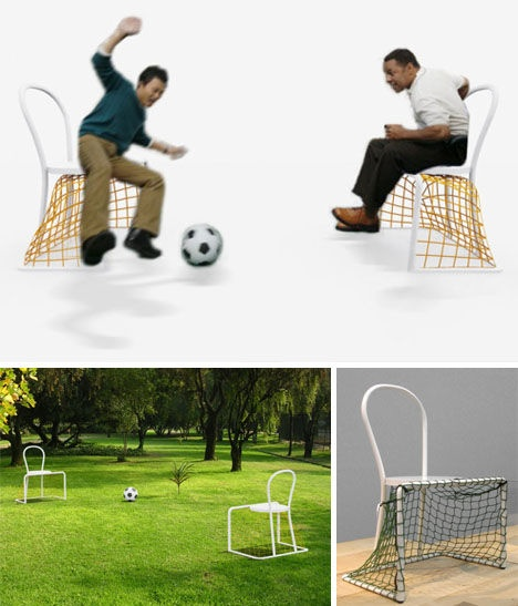 Best Soccer Nets For Backyard :  Goal Chair, Sports Seat Soccer Chairs Jpg, Funny, Chair Soccer As